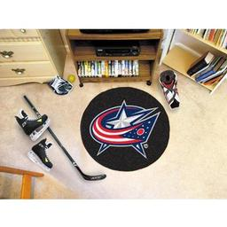 Click here to learn more about the Columbus Blue Jackets Puck Mat.