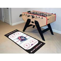 Click here to learn more about the Columbus Blue Jackets Rink Runner.