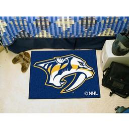 Click here to learn more about the Nashville Predators Starter Mat.