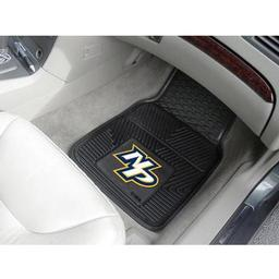 Click here to learn more about the Nashville Predators 2-pc Vinyl Car Mat Set.