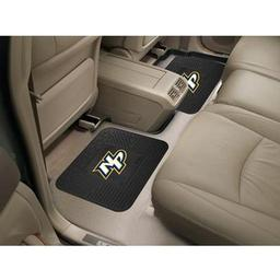 "Click here to learn more about the Nashville Predators Backseat Utility Mats 2 Pack 14""x17""."