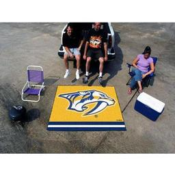 Click here to learn more about the Nashville Predators Tailgater Mat.
