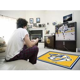 Click here to learn more about the Nashville Predators Rug.