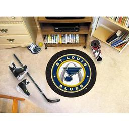 Click here to learn more about the St. Louis Blues Puck Mat.