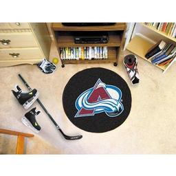Click here to learn more about the Colorado Avalanche Puck Mat.