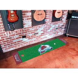 Click here to learn more about the Colorado Avalanche Putting Green Mat.