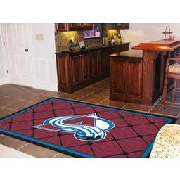 Click here to learn more about the Colorado Avalanche Rug 5''x8''.