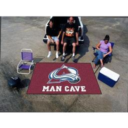 Click here to learn more about the Colorado Avalanche Man Cave UltiMat Rug 5''x8''.
