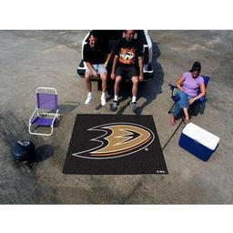 Click here to learn more about the Anaheim Ducks Tailgater Rug 5''x6''.