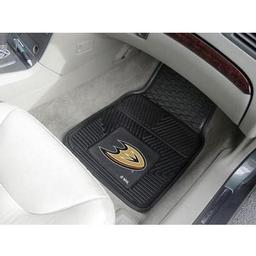 Click here to learn more about the Anaheim Ducks 2-pc Vinyl Car Mat Set.