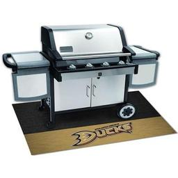 "Click here to learn more about the Anaheim Ducks Grill Mat 26""x42""."