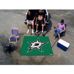 Click here to learn more about the Dallas Stars Tailgater Rug 5''x6''.