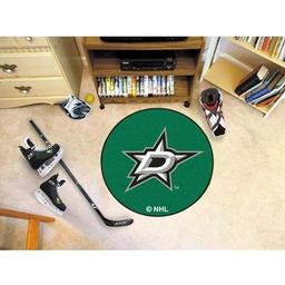 Click here to learn more about the Dallas Stars Puck Mat.