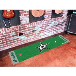 Click here to learn more about the Dallas Stars Putting Green Mat.
