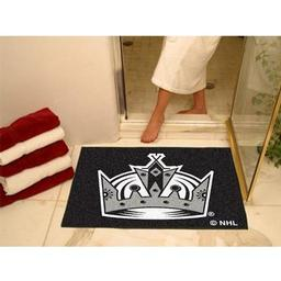 "Click here to learn more about the Los Angeles Kings All-Star Mat 33.75""x42.5""."