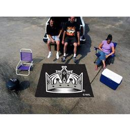 Click here to learn more about the Los Angeles Kings Tailgater Rug 5''x6''.