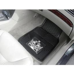 Click here to learn more about the Los Angeles Kings 2-pc Vinyl Car Mat Set.