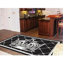Click here to learn more about the Los Angeles Kings Rug 5''x8''.