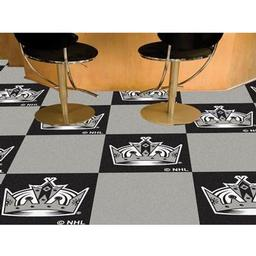 Click here to learn more about the Los Angeles Kings Team Carpet Tiles.
