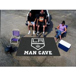 Click here to learn more about the Los Angeles Kings Man Cave UltiMat Rug 5''x8''.