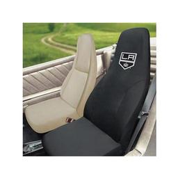 "Click here to learn more about the Los Angeles Kings Seat Cover 20""x48""."