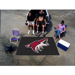 Click here to learn more about the Phoenix Coyotes Tailgater Rug 5''x6''.