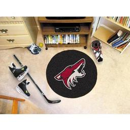 Click here to learn more about the Phoenix Coyotes Puck Mat.