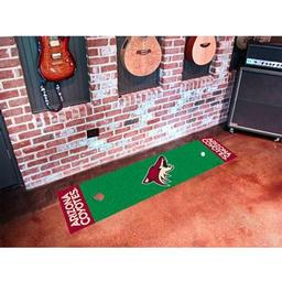 Click here to learn more about the Phoenix Coyotes Putting Green Mat.