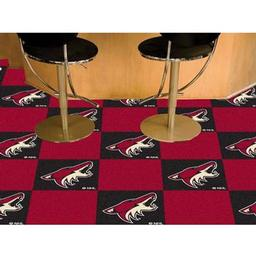 Click here to learn more about the Phoenix Coyotes Team Carpet Tiles.