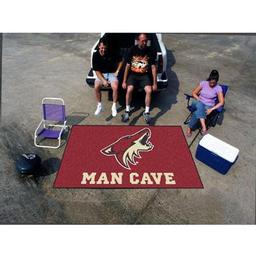 Click here to learn more about the Phoenix Coyotes Man Cave UltiMat Rug 5''x8''.