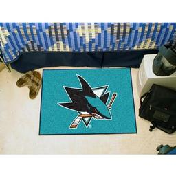 Click here to learn more about the San Jose Sharks Starter Mat.