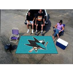 Click here to learn more about the San Jose Sharks Ulti-Mat 5''x8''.