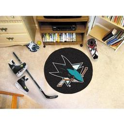 Click here to learn more about the San Jose Sharks Puck Mat.