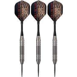 "Click here to learn more about the Viper Underground ""Celtic Blood"" Steel Tip Darts."