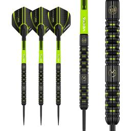 Click here to learn more about the Winmau MVG Adrenalin 90% Tungsten Steel Tip Darts.