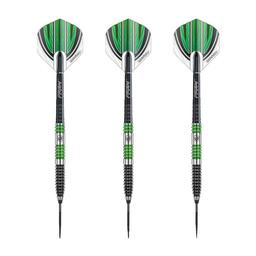 Click here to learn more about the Winmau Daryl Gurney Signature  90% Tungsten Steel Tip Darts.