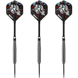 Click here to learn more about the Winmau Vendetta Tungsten Steel Tip Darts 26 Gram.