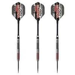 Click here to learn more about the Winmau Ton Machine 80% Tungsten Steel Tip Darts 21 Gram.