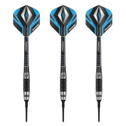 Click here to learn more about the Winmau Black Diamond 90% Tungsten Soft Tip Darts, 20 Gram.