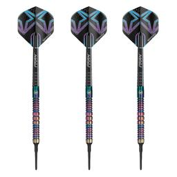 Click here to learn more about the Winmau Graffiti 85% Tungsten Soft Tip Darts 18 Gram.