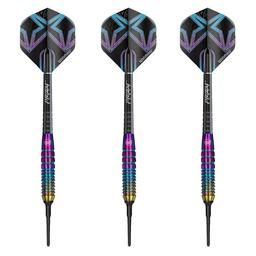 Click here to learn more about the Winmau Graffiti 85% Tungsten Soft Tip Darts 20 Gram.