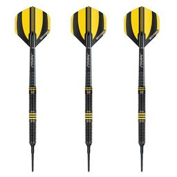 Click here to learn more about the Winmau Stratos Dual Core Soft Tip Darts.
