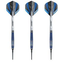 Click here to learn more about the Winmau Vanguard 90% Tungsten Soft Tip Darts 18 Gram.
