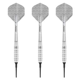 Click here to learn more about the Winmau Archangel 18 Gram 90% Tungsten Soft Tip Darts.