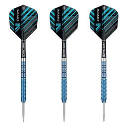 Click here to learn more about the Target Darts Carrera V-Stream 90% V2 Tungsten Steel Tip Darts.