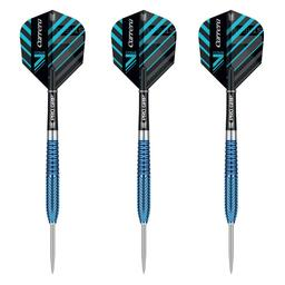 Click here to learn more about the Target Darts Carrera V-Stream 90% V3 Tungsten Steel Tip Darts.