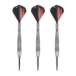 Click here to learn more about the Phil Taylor 9Five Generation 7 Swiss Point Steel Tip Darts.