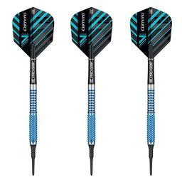 Click here to learn more about the Target Darts Carrera V-Stream  V1  90% Tungsten Soft Tip Darts.
