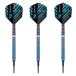 Click here to learn more about the Target Darts Carrera V-Stream  V2  90% Tungsten Soft Tip Darts.