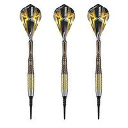 Click here to learn more about the Phil Taylor 9Five Gen 3 95% Tungsten Soft Tip Darts.